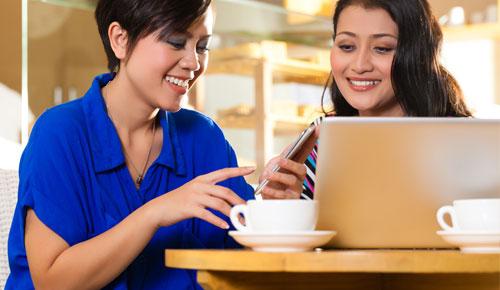 Saling bertukar pikiran dengan rekan dapat membuka wawasan Anda