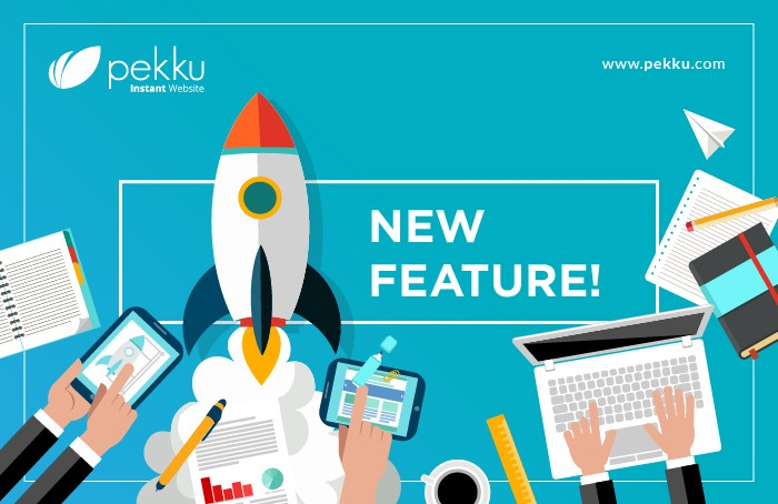 [New Feature] Blog