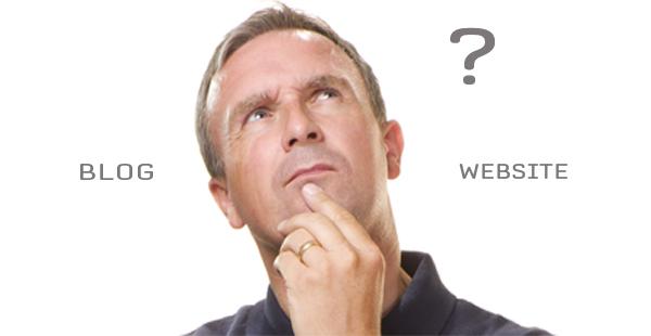 Apa Perbedaan Website dan Blog ?